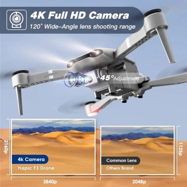 DRONE 4DRC MODELO F3