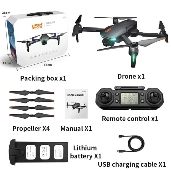 DRONE DG91 PRO