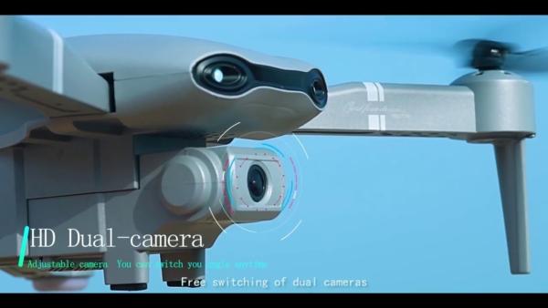 DRONE 4DRC MODELO F3 CON GPS